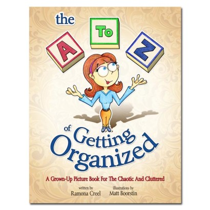 Beyond Organized(Giving Everything You Know About