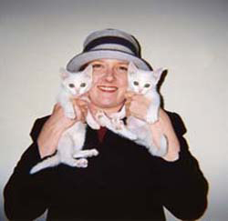 Admin -- Ramona Creel Cats