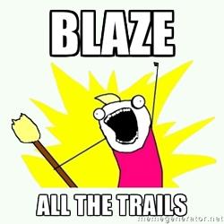 Ramona Creel -- Blaze Trails