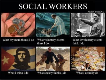 Ramona Creel -- Social Worker 2
