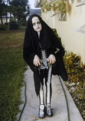Ramona Creel Skeleton