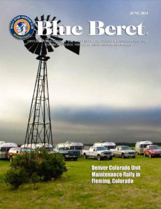 WBCCI Blue Beret Magazine | RamonaCreel com - RamonaCreel com